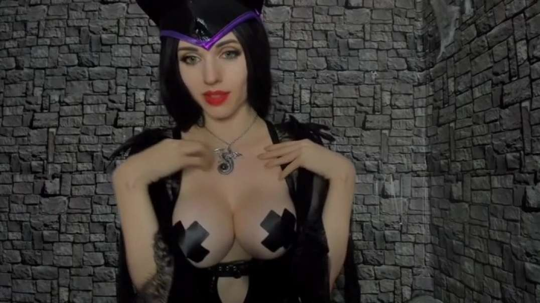 Amouranth Patreon Maleficent